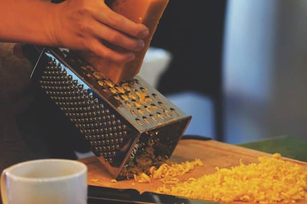 Most Useful Hand-Cranked Cheese Grater